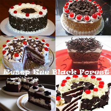 Aneka Resep Kue Black Forest screenshot 2