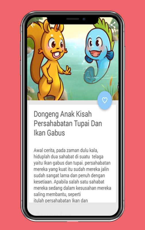 Kumpulan Dongeng Anak Sebelum Tidur For Android Apk Download