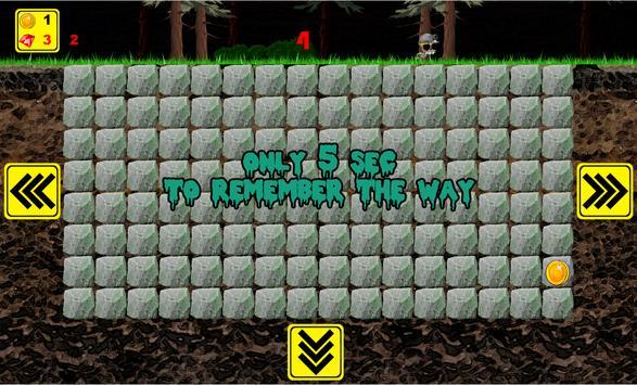 Smarty miner brain game screenshot 1