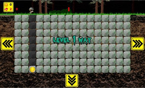 Smarty miner brain game screenshot 2