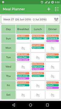 Meal Planner poster