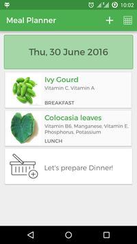 Meal Planner screenshot 4