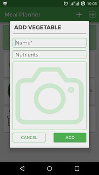 Meal Planner screenshot 5