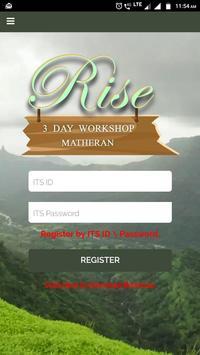 Rise Workshop apk screenshot