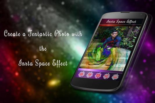 Insta Space Effect screenshot 1