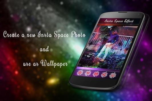 Insta Space Effect screenshot 2