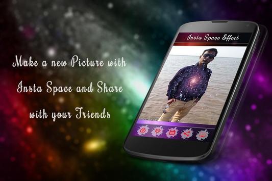 Insta Space Effect screenshot 5
