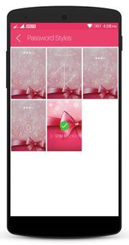 Pink Lock Screen screenshot 6