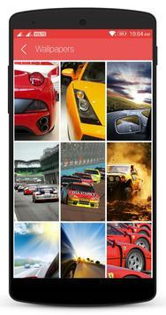 Race Car Lock Screen screenshot 6