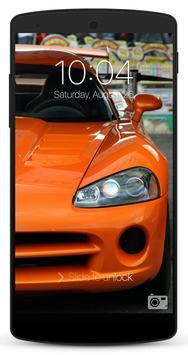 Race Car Lock Screen screenshot 8