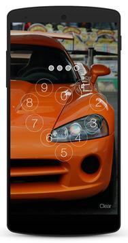 Race Car Lock Screen screenshot 9
