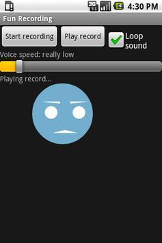 Fun Recording apk screenshot