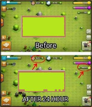 Ultra Gems for coc new (Prank) apk screenshot