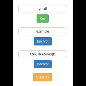 Encryptor screenshot 1