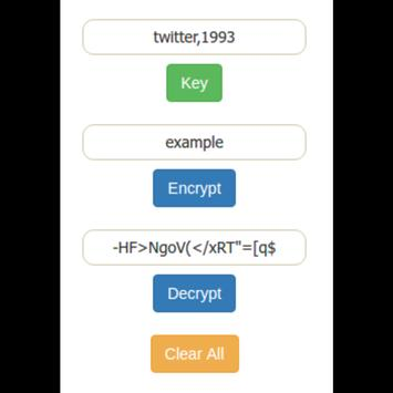 Encryptor screenshot 2