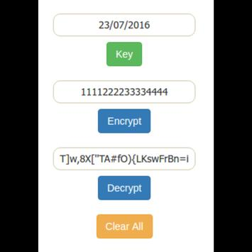 Encryptor apk screenshot