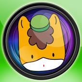 かわいい「ぐんまちゃん」と写真を撮れる「ぐんまちゃんカメラ」 icon
