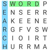 Fun Word Search Puzzles 2016 icon