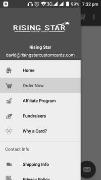 Rising Star Custom Cards apk screenshot