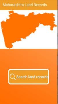 Quick Maharashtra Land Records Information Finder poster