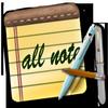 All Note - Tất cả trong một Notepad biểu tượng
