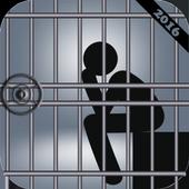 Jail Door Screen Lock icon