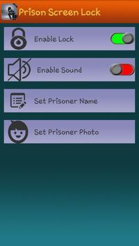 Jail Door Screen Lock poster