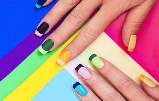 Nail Manicure Design poster