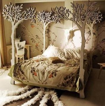 Unique Bed Design screenshot 2