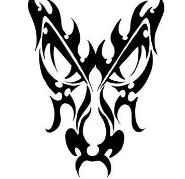 Unique Tattoo Design screenshot 1