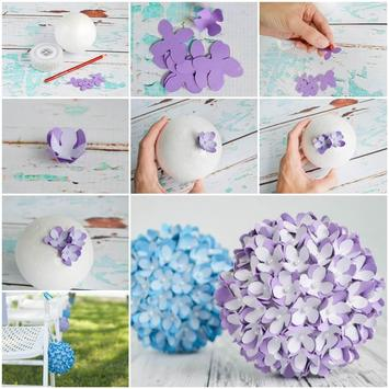 Creative paper flower ideas for android apk download creative paper flower ideas screenshot 2 mightylinksfo