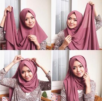 tutorial hijab pashmina 2017 poster