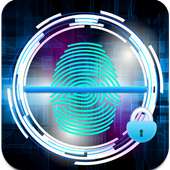 Fingerprint Screen Lock Prank icon