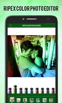 Ripex Color Photo Editor screenshot 1