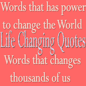 Life Changing Quotes icon