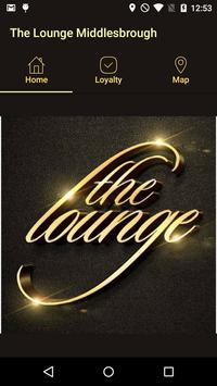 The Lounge Middlesbrough poster