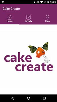 Cake Create poster