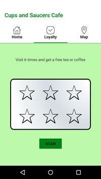 Cups and Saucers Cafe screenshot 1