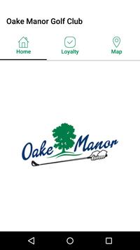 Oake Manor Golf Club poster