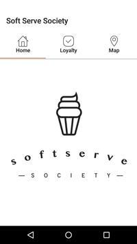 Soft Serve Society poster