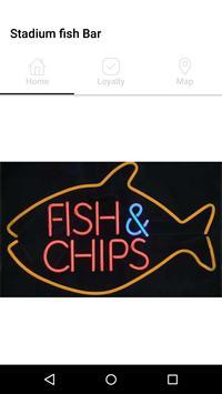 Stadium Fish Bar poster