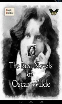 Novels of Oscar Wilde poster