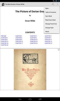 Novels of Oscar Wilde screenshot 2