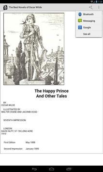 Novels of Oscar Wilde screenshot 9