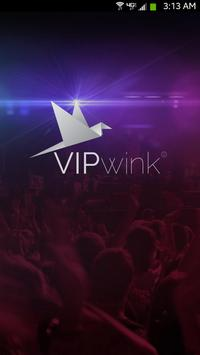 VIP wink Celebrity 1st Access poster