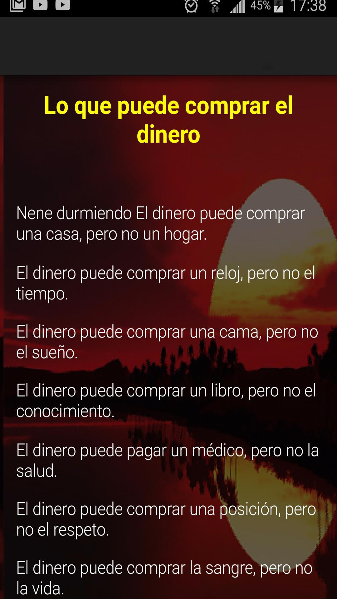 Poemas De La Vidapoemas Para Animarfrases For Android