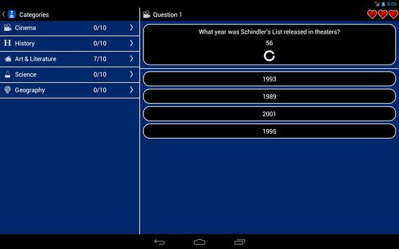 Culture Quizzes screenshot 4