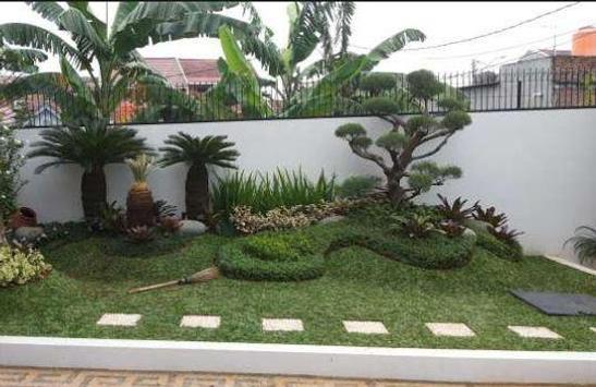 Home Garden Design poster