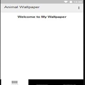 Animal Wallpaper poster