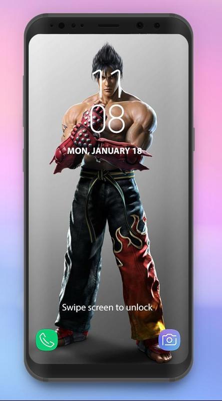Jin Kazama Wallpaper Hd For Android Apk Download